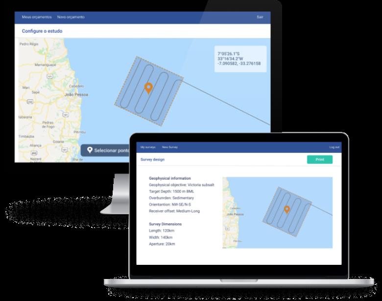 Software de Estudos Marinhos